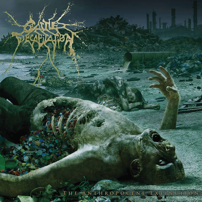 The Anthropocene Extinction (Anthropocrepitus Vinyl)