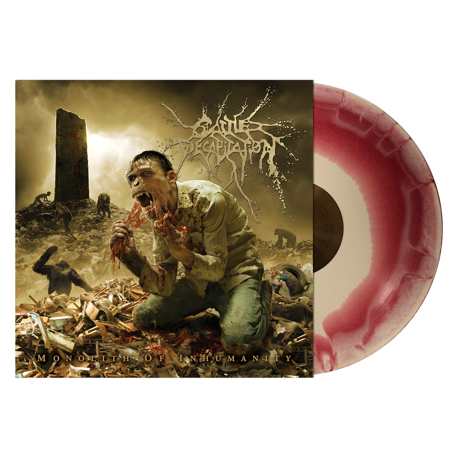 Monolith of Inhumanity (An Exhibition of Insides Vinyl)