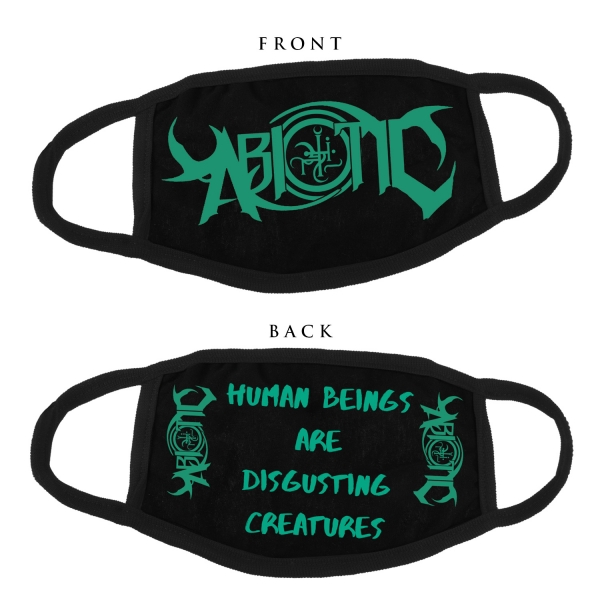 Reversible Logo Mask