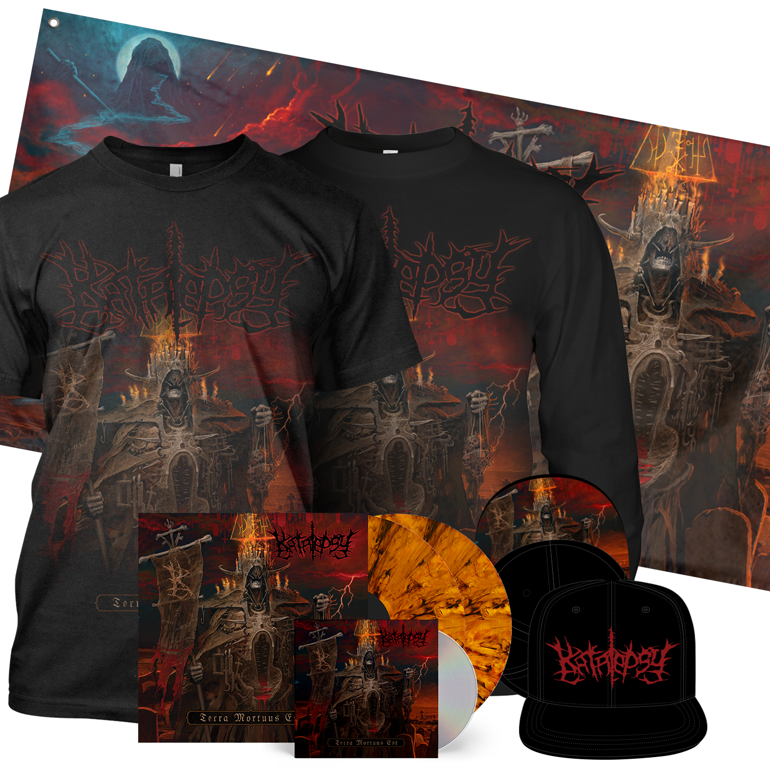 Terra Mortuus Collector's Bundle