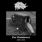 Our Condolences (silver vinyl)