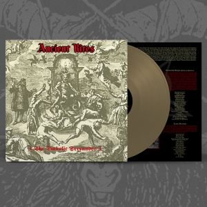 Pre-Order: The Diabolic Serenades (gold vinyl)