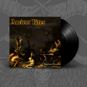 Pre-Order: Blasfemia Eternal (black vinyl)