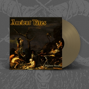Blasfemia Eternal (gold vinyl)
