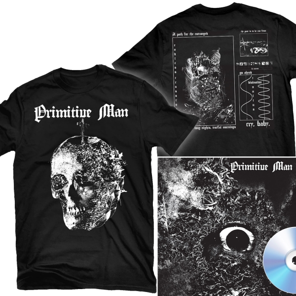 Immersion T Shirt + CD Bundle