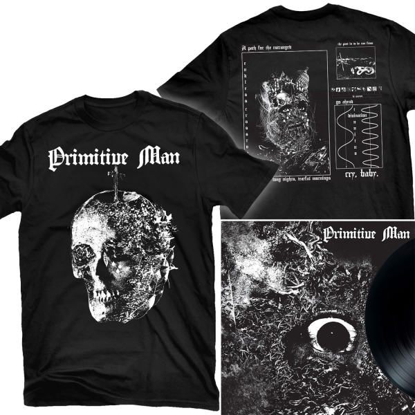 Immersion T Shirt + LP Bundle