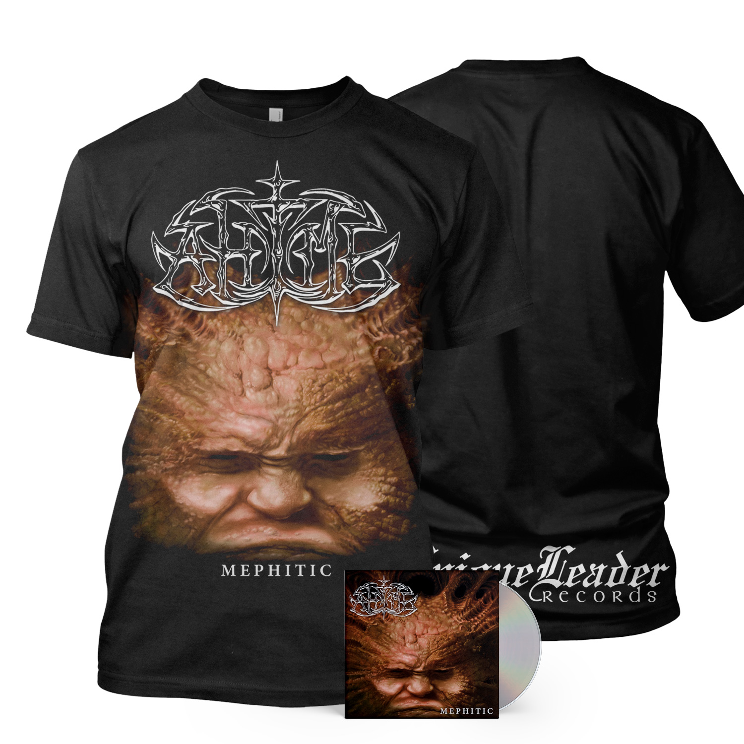 Mephitic CD + Tee Bundle