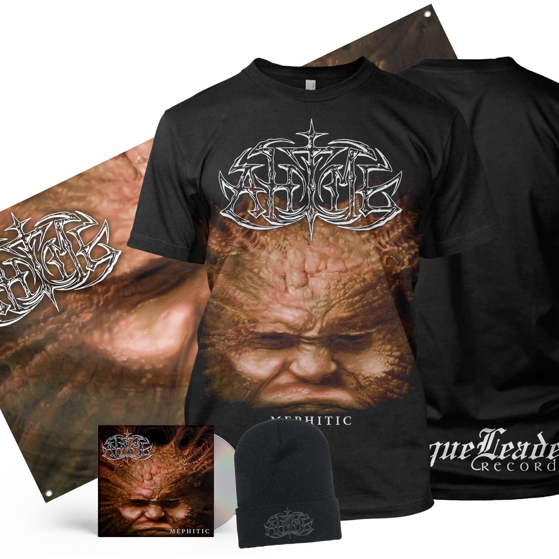 Mephitic Deluxe CD + Tee Bundle
