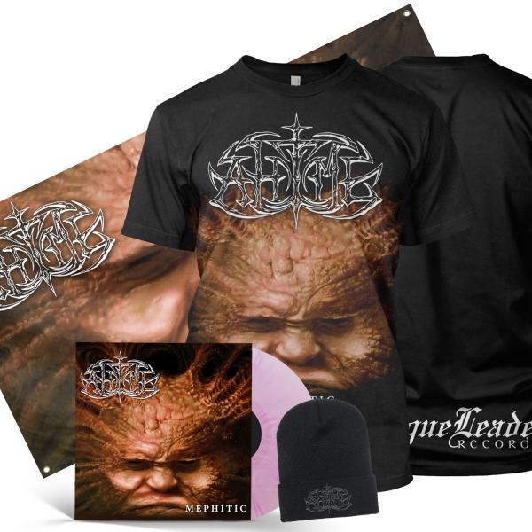 Mephitic Deluxe LP + Tee Bundle