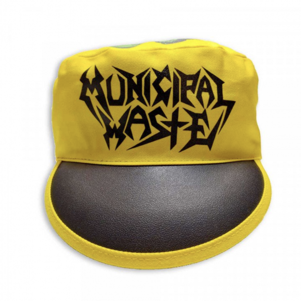 Logo Monster Painters Cap