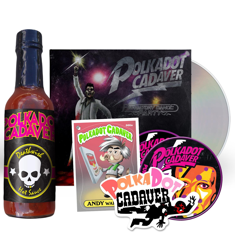 Deathwish Hot Sauce Bundle