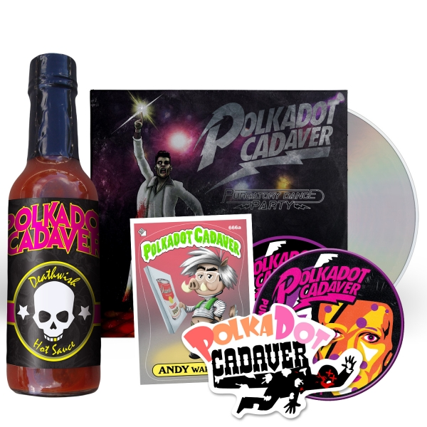 Deathwish Hot Sauce Bundle