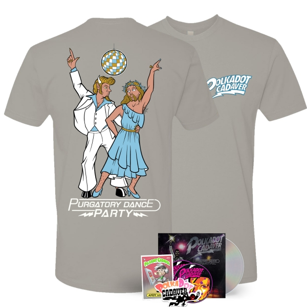PDP Disco Jesus Tee Bundle