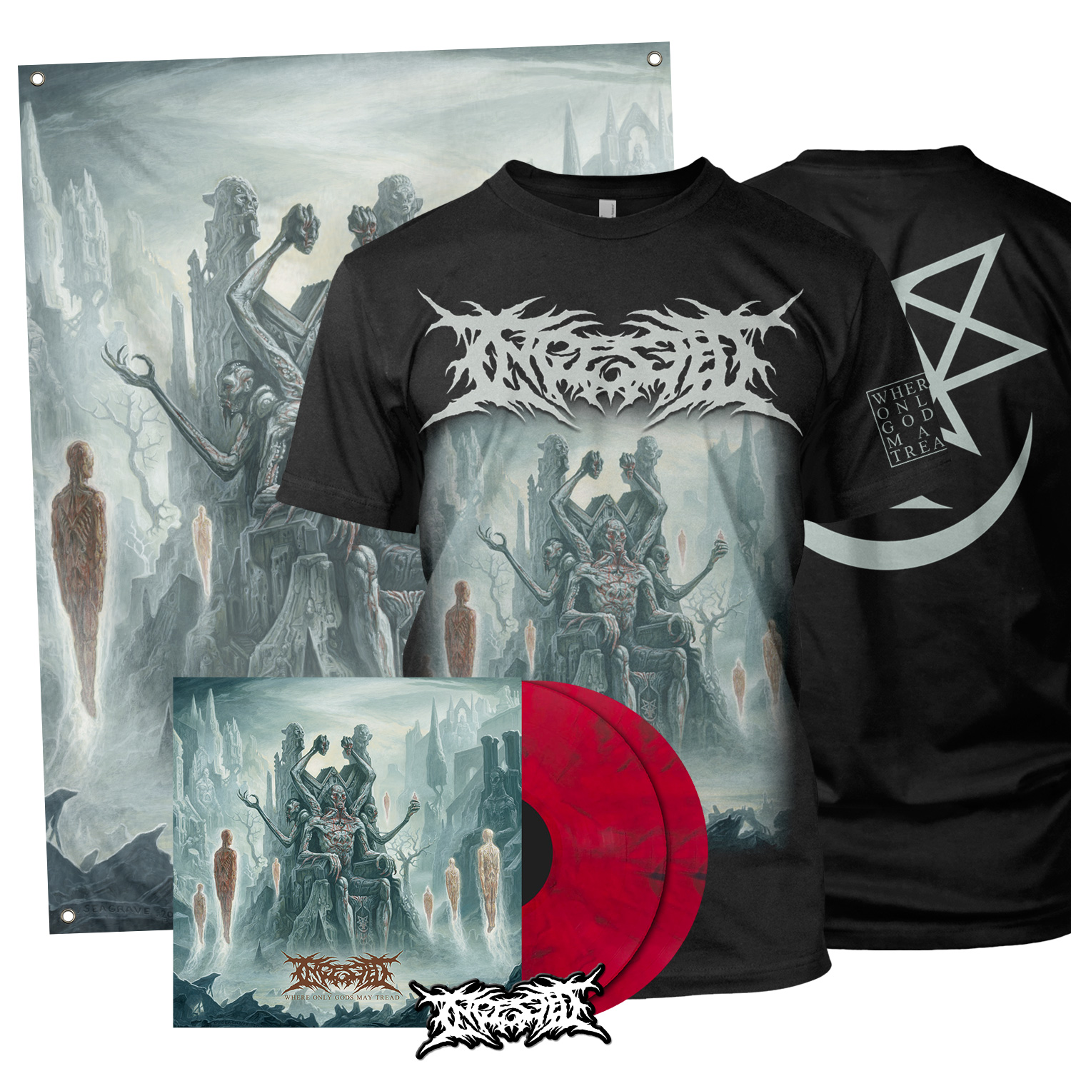 WOGMT Black LP Bundle