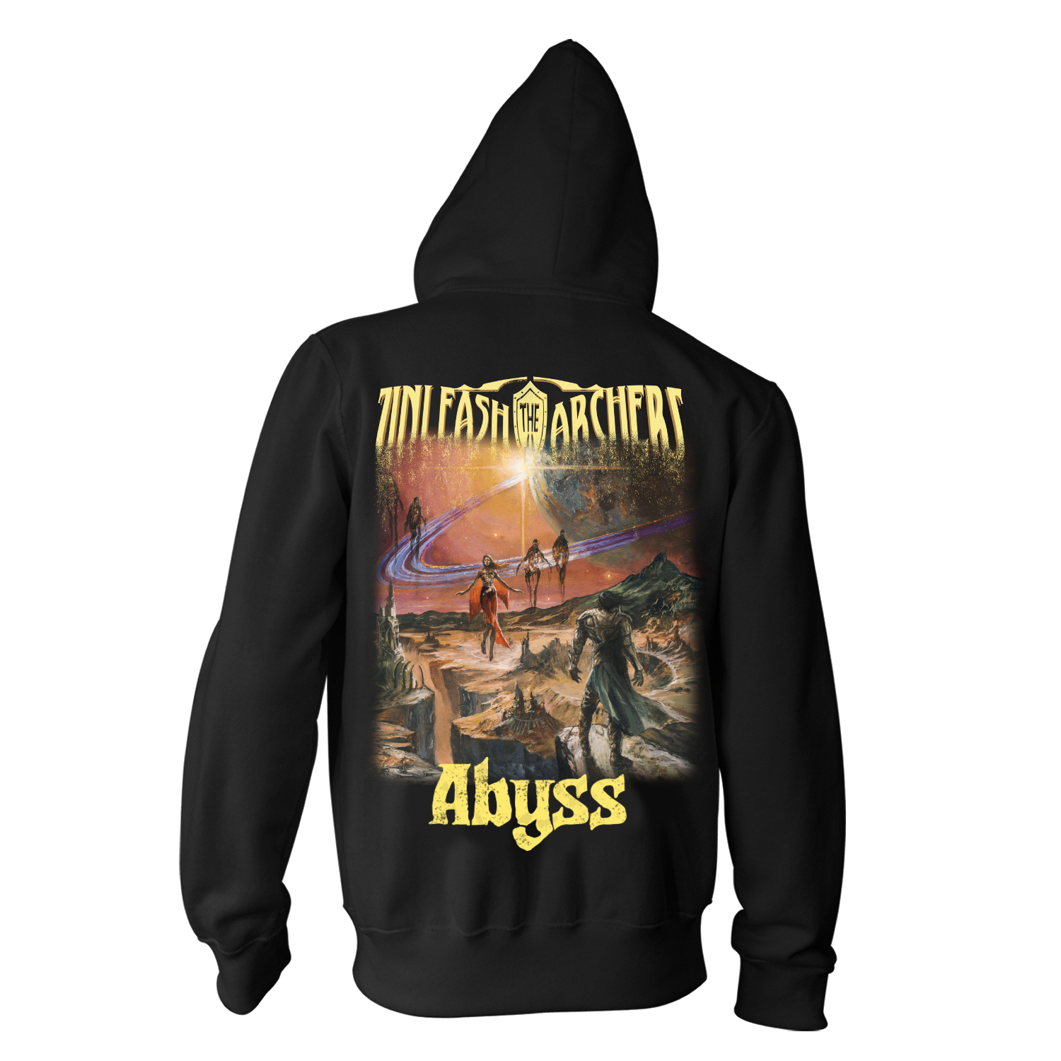 Abyss Hoodie