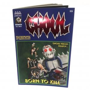 Ghoul - Born to Kill Comic Book