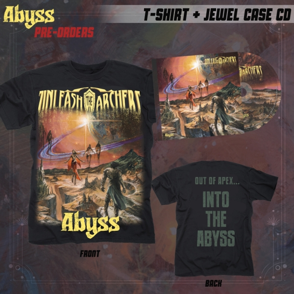 Abyss CD + Tee Bundle