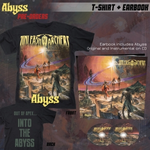 Abyss Earbook + Tee Bundle