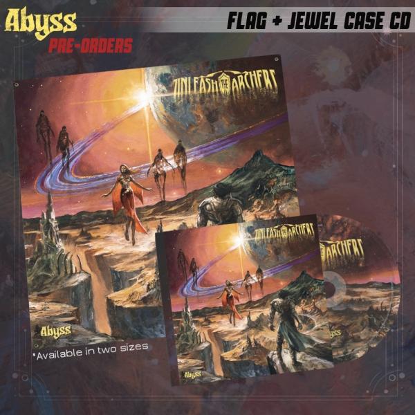 Abyss CD + Flag Bundle