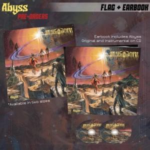 Pre-Order: Abyss Earbook + Flag Bundle
