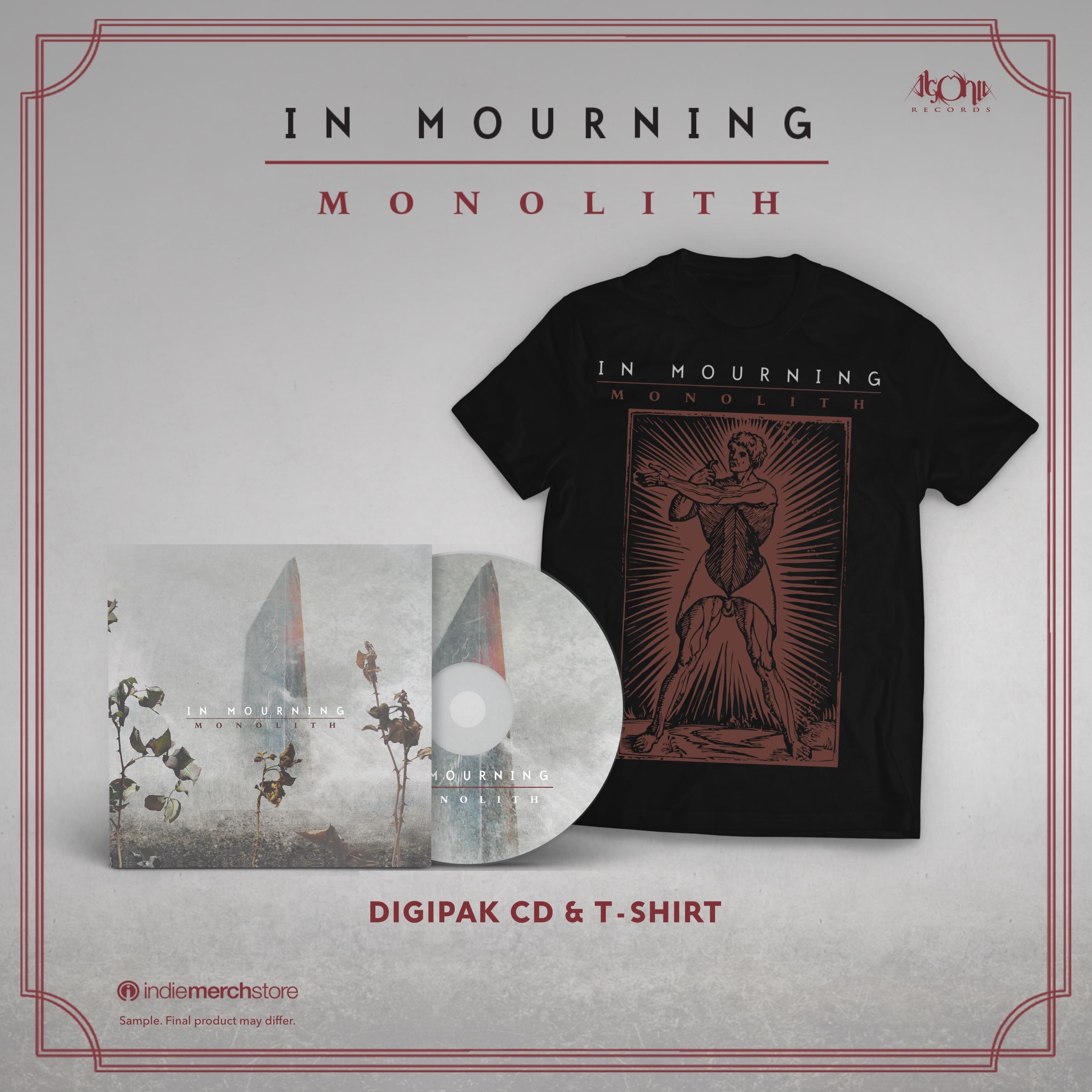 Monolith CD + Tee Bundle