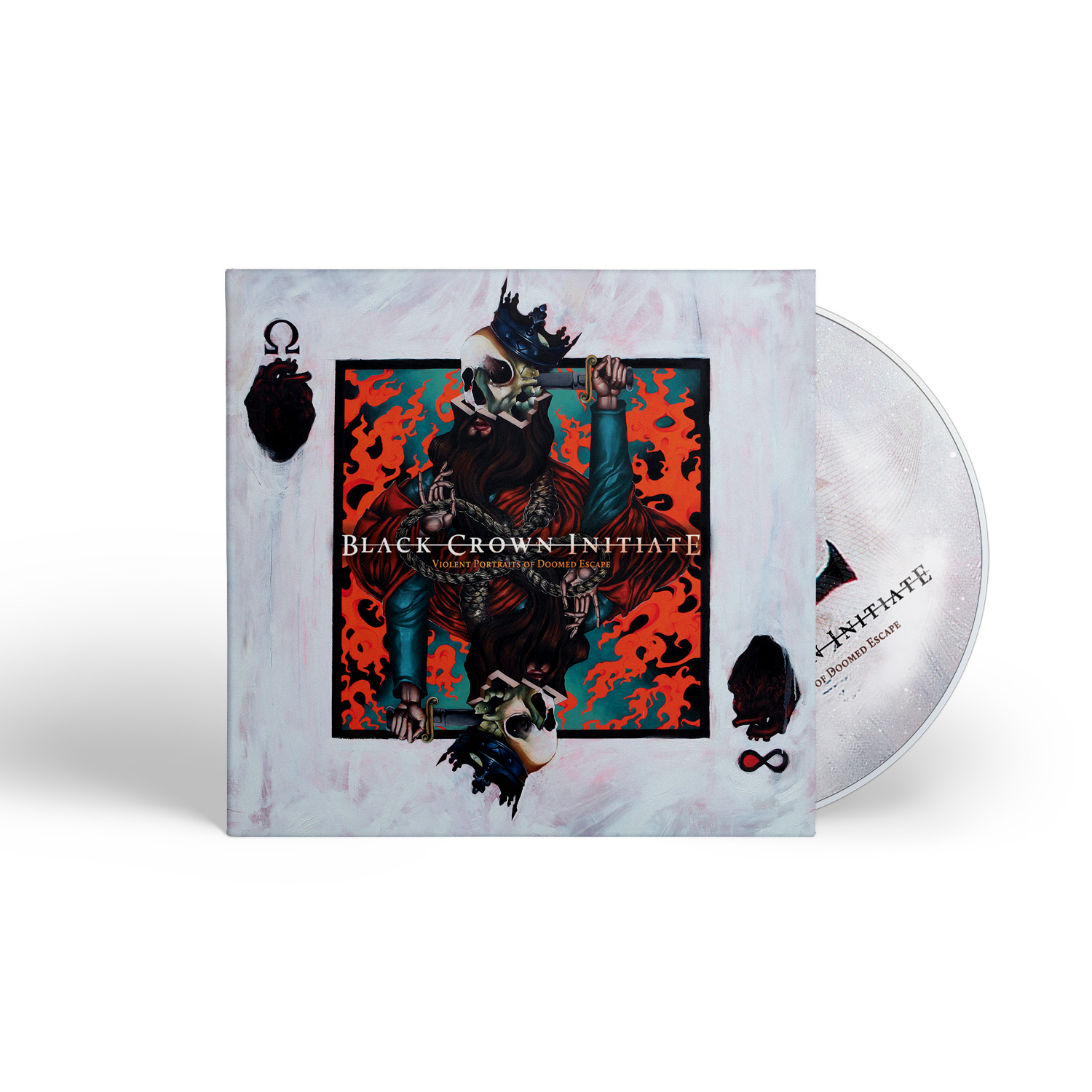 Violent Portraits Deluxe CD Bundle