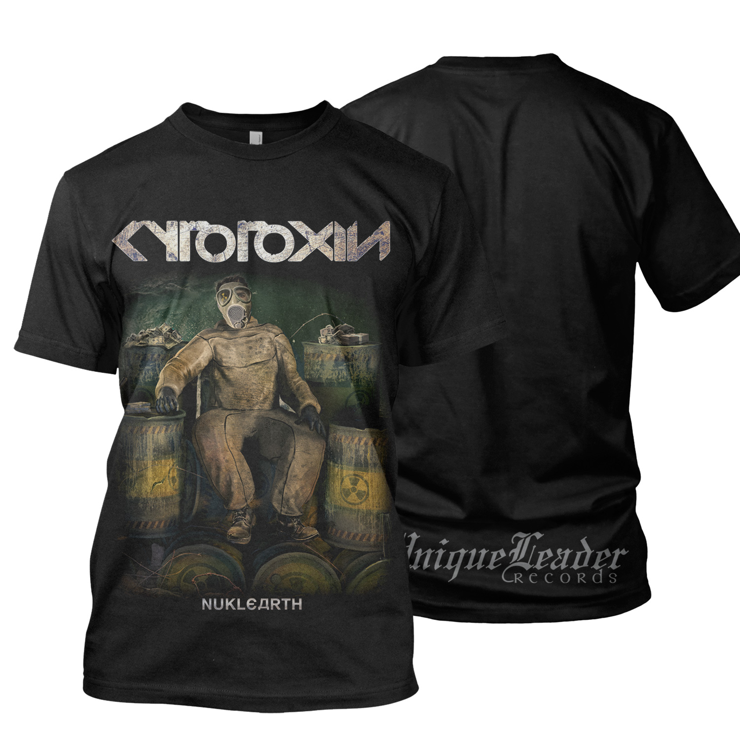 Nuklearth Deluxe CD + Tee Bundle
