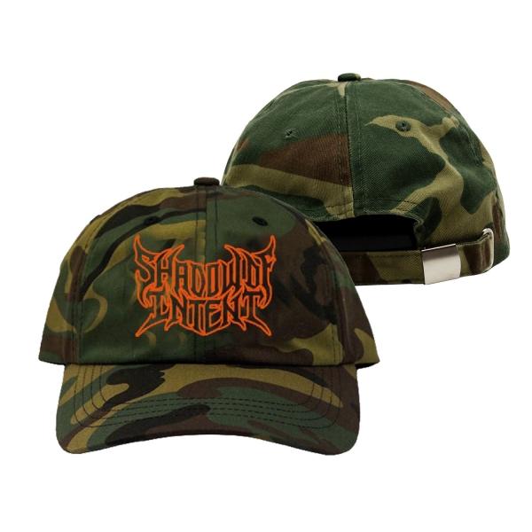 Camo Dad Hat