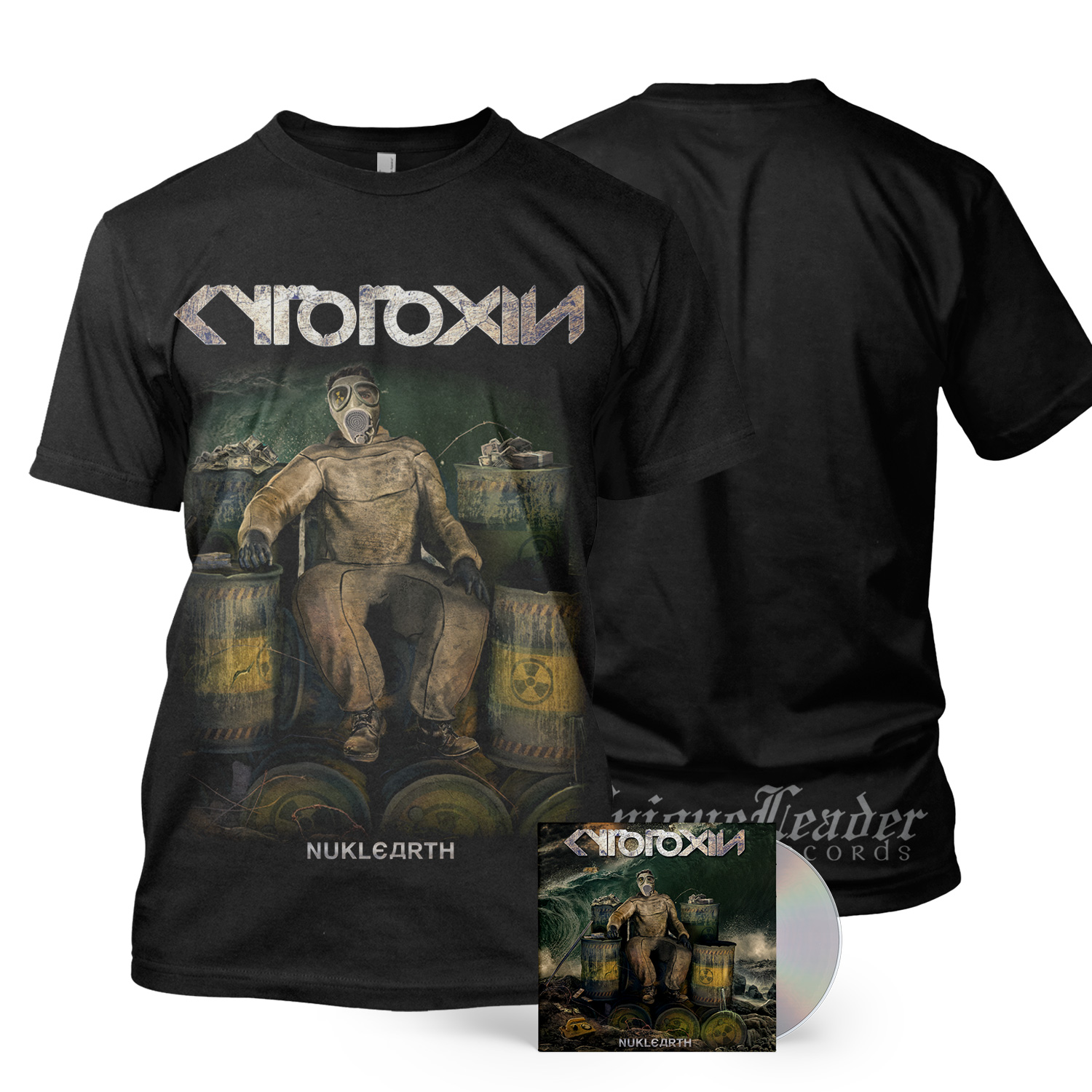 Nuklearth CD + Tee Bundle