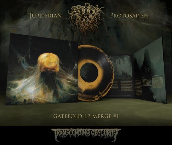 Protosapien Merge #1 LP