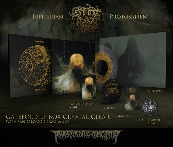 Protosapien Crystal Clear LP Box