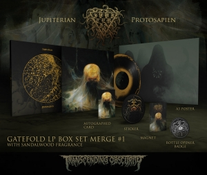 Protosapien Merge #1 LP Box