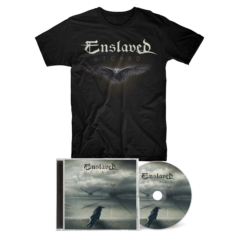 Utgard CD + T-Shirt Bundle