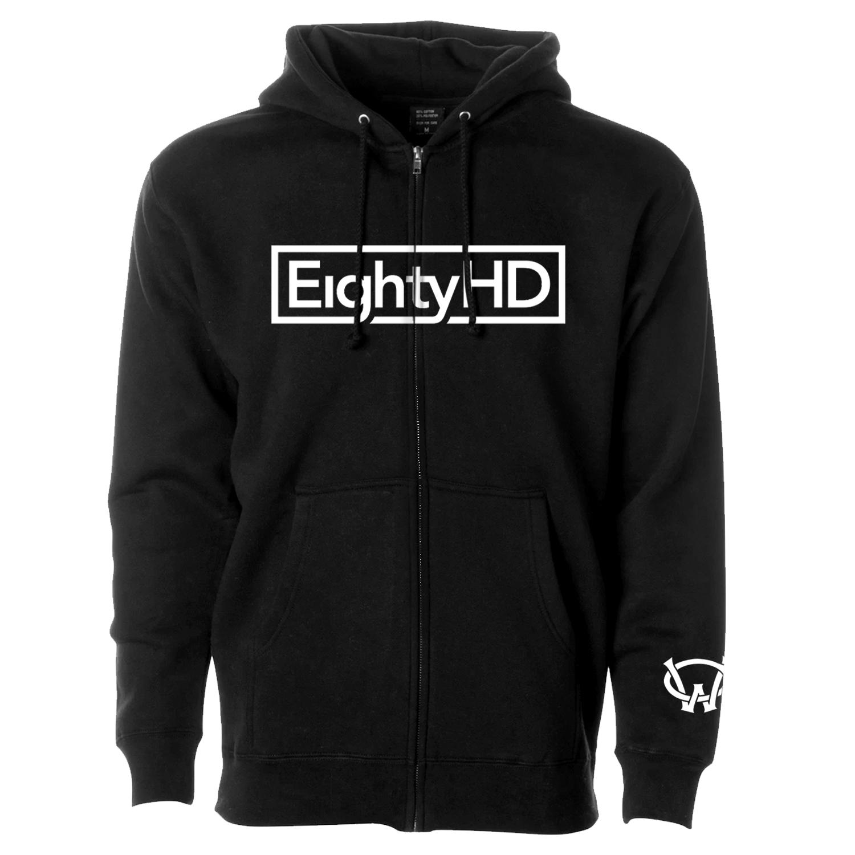 Eighty HD Zip Hoodie