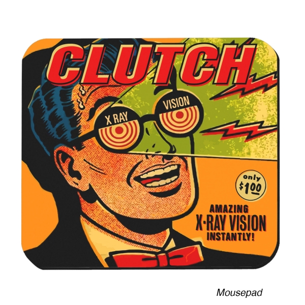 X-Ray Vision Mousepad