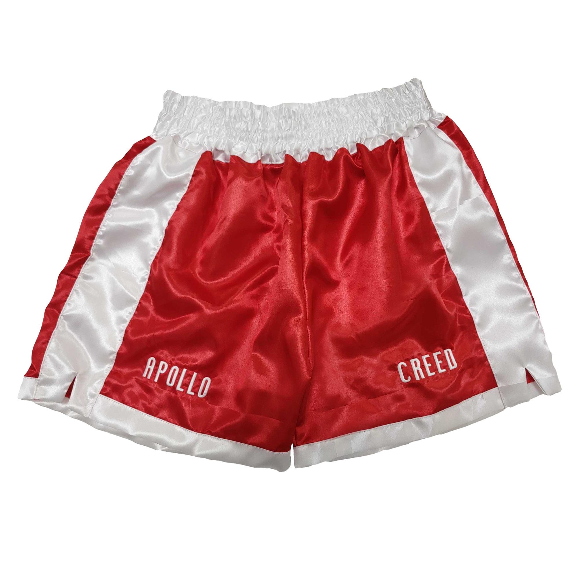 Apollo Creed Rocky II Boxing Trunks