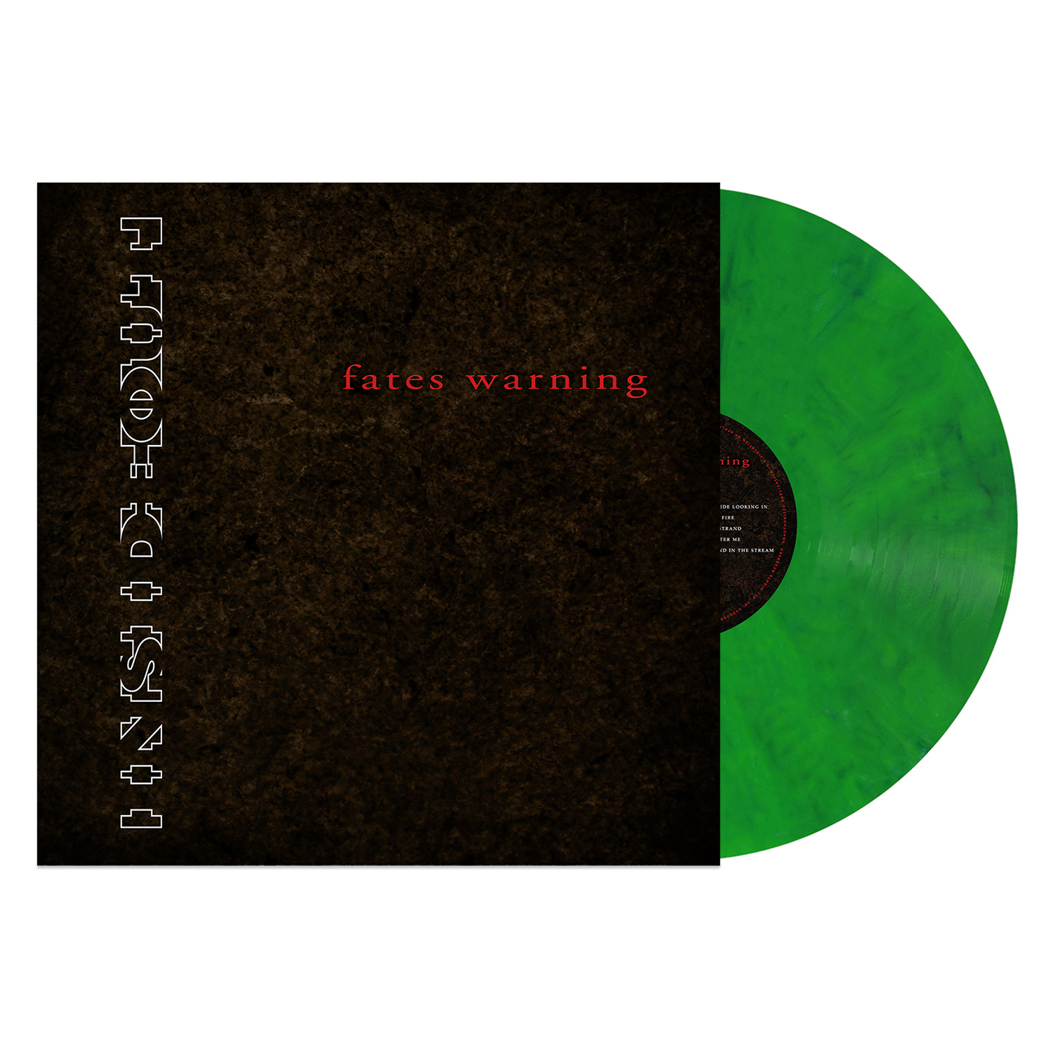 Inside Out (Grass Green Marbled Vinyl)