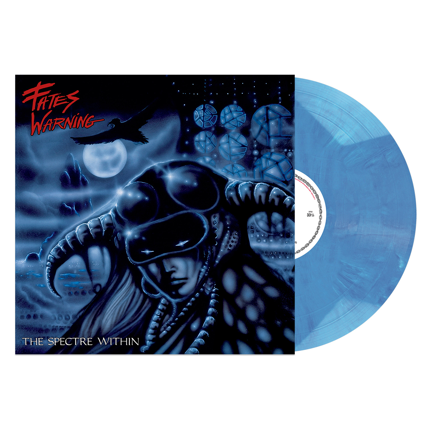 The Spectre Within (Sky Blue Marbled Vinyl)