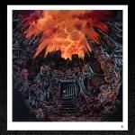 At Death's Door. Album Cover
