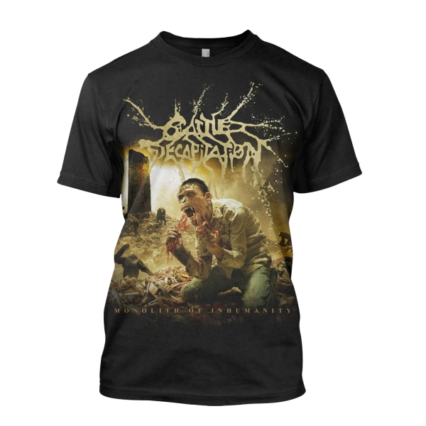 Monolith Of Inhumanity LP/Tee Bundle