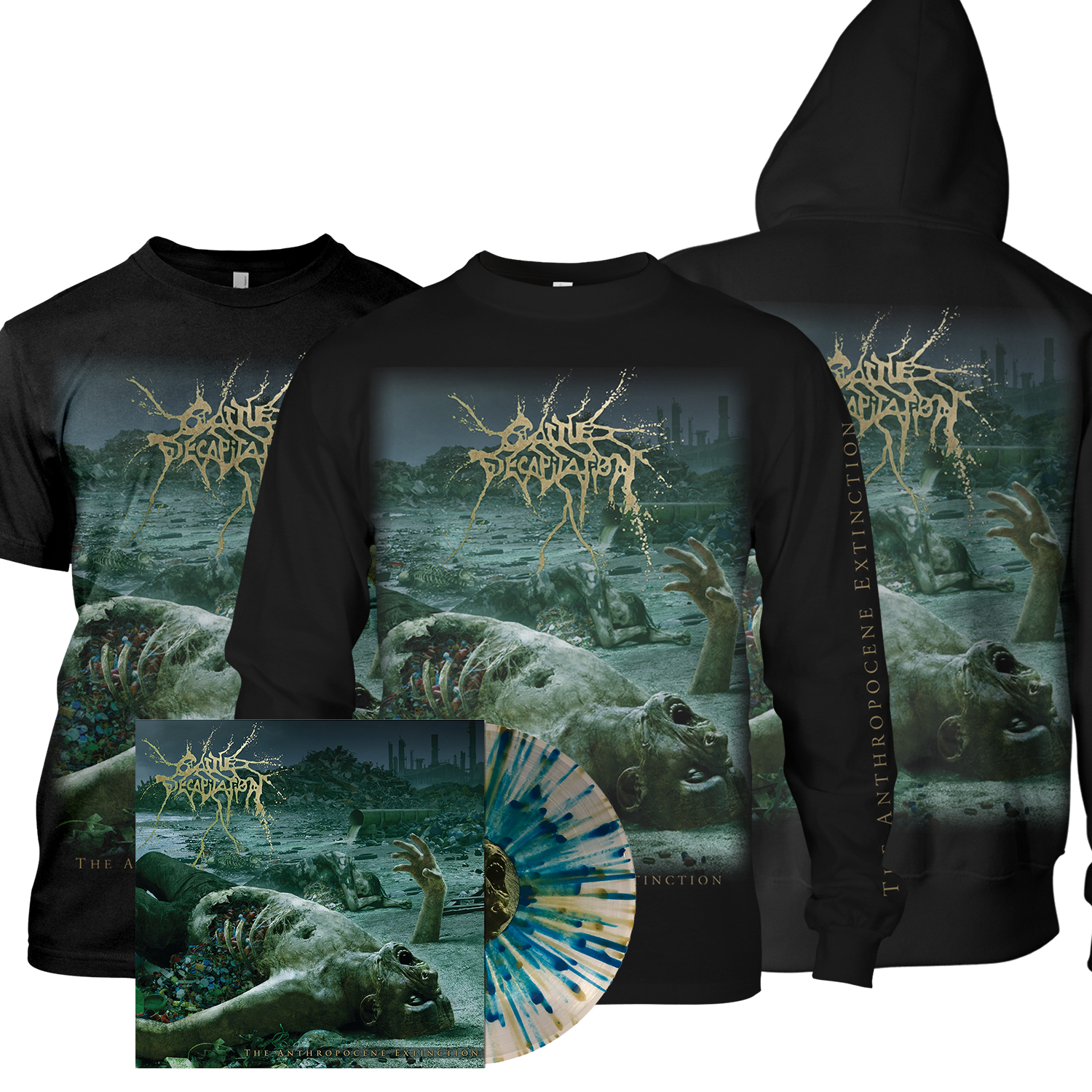 The Anthropocene Extinction Deluxe Bundle