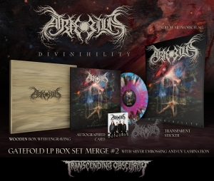 Pre-Order: Divinihility Wooden LP Box Set (Merge #2)