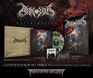 Pre-Order: Divinihility Wooden LP Box Set (Merge #3)