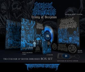 Trinity Of Deception (Merge LP Box set)