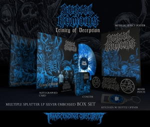 Trinity Of Deception (Splatter LP Box set)