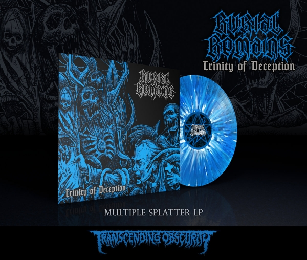 Trinity Of Deception (Splatter LP)