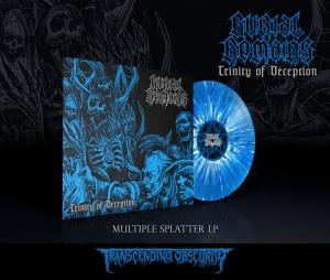 Trinity Of Deception (Splatter LP)