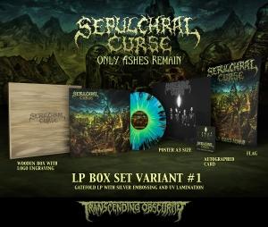 Only Ashes Remain LP Box Set v1