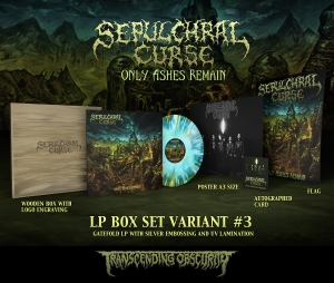 Pre-Order: Only Ashes Remain LP Box Set v3
