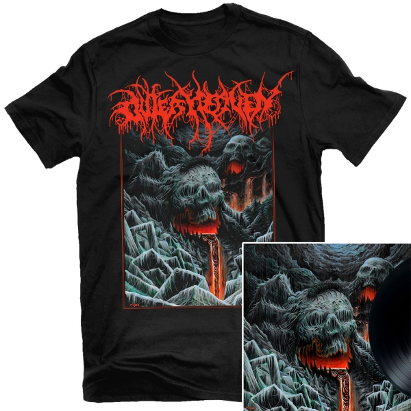 Live At Saint Vitus, 02-22-20 T Shirt + LP Bundle